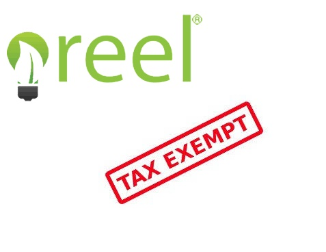 Tax Exempt - ThinkReelGreen